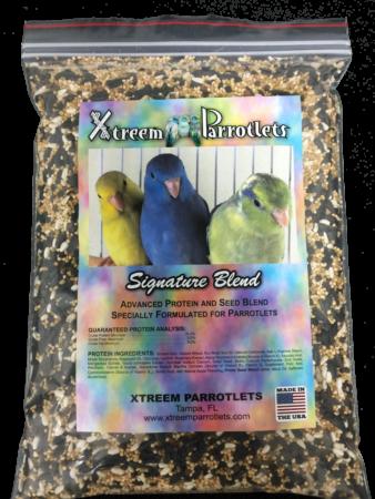 Parrotlet Food